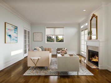 Online design Transitional Living Room by Theresa W. thumbnail