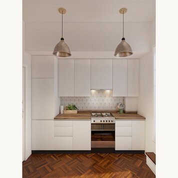 Online design Contemporary Kitchen by Iulia B. thumbnail
