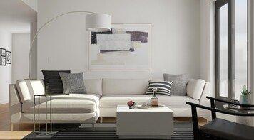 Online design Contemporary Living Room by Amanda B. thumbnail