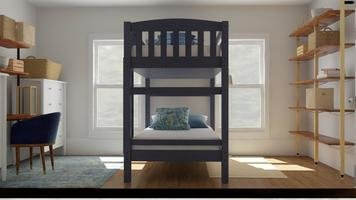 Online design Transitional Bedroom by Nedith A. thumbnail