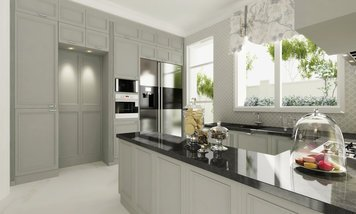 Online design Eclectic Kitchen by Nathalie I. thumbnail