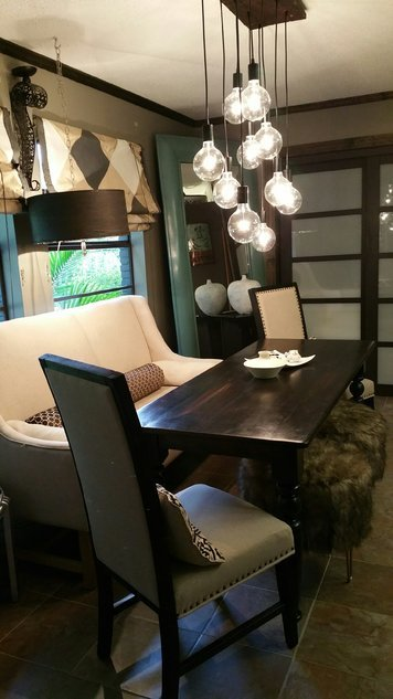 Online design Transitional Dining Room by Catz D. thumbnail