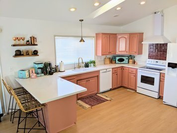 Online design Eclectic Kitchen by Emily P. thumbnail