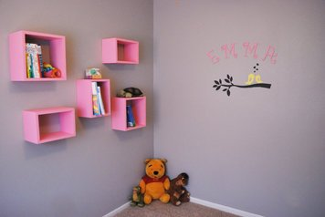 Online design Transitional Kids Room by Lacie H. thumbnail