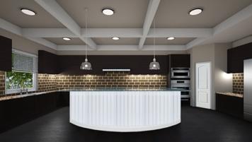 Online design Transitional Kitchen by Dale C. thumbnail