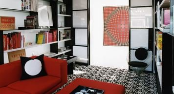 Online design Contemporary Living Room by Tammy M. thumbnail