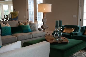 Online design Eclectic Living Room by Brooke M. thumbnail