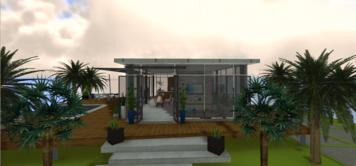 Online design Beach Hallway/Entry by Allison E. thumbnail
