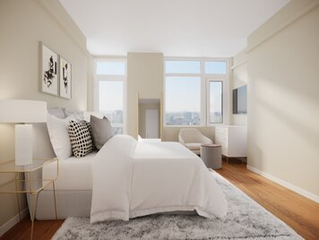 Online design Contemporary Bedroom by Casey H. thumbnail