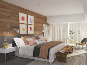 Online design Glamorous Bedroom by Vale G. thumbnail