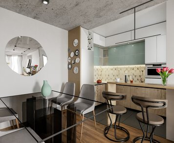 Online design Contemporary Dining Room by Tomislava S. thumbnail