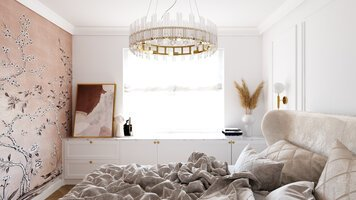 Online design Transitional Bedroom by Kristina B. thumbnail