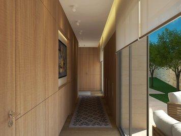 Online design Modern Hallway/Entry by Farah H. thumbnail