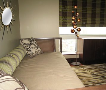 Online design Transitional Bedroom by Cynthia T. thumbnail