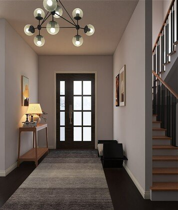 Online design Contemporary Hallway/Entry by Nathan H. thumbnail