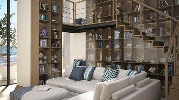 Online design Beach Living Room by Hatice U. thumbnail