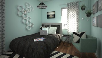 Online design Modern Bedroom by Anna T thumbnail