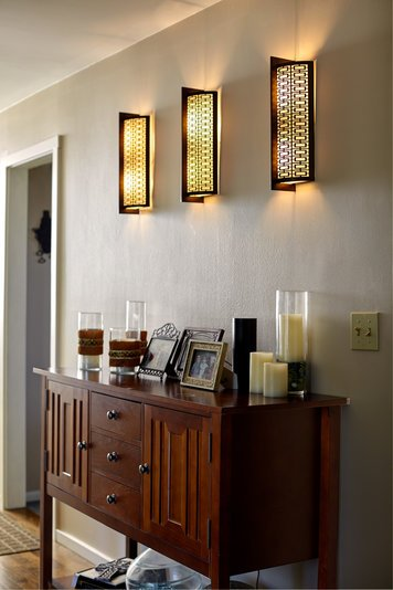 Online design Transitional Hallway/Entry by Shelley A. thumbnail