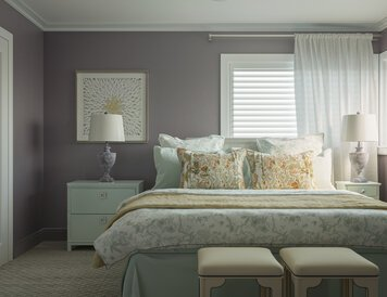 Online design Traditional Bedroom by Darya N. thumbnail