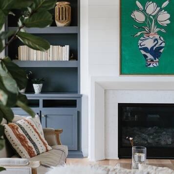 Online design Modern Living Room by Lane B. thumbnail