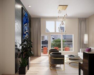 Online design Glamorous Living Room by Wanda P. thumbnail