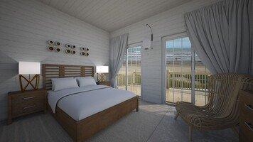 Online design Beach Bedroom by Daisy A. thumbnail