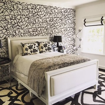 Online design Contemporary Bedroom by Lauren B. thumbnail