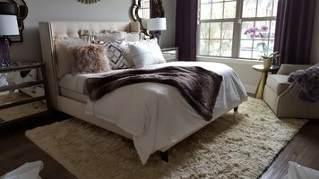 Online design Transitional Bedroom by Shelley C. thumbnail
