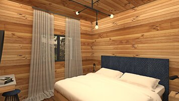 Online design Modern Bedroom by Lea S. thumbnail