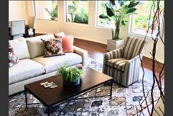 Online design Eclectic Living Room by Linde P. thumbnail