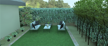Online design Transitional Patio by Shanthi O. thumbnail