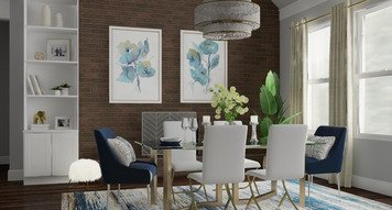 Online design Glamorous Dining Room by Laura S. thumbnail