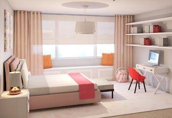 Online design Transitional Bedroom by Lynda N thumbnail