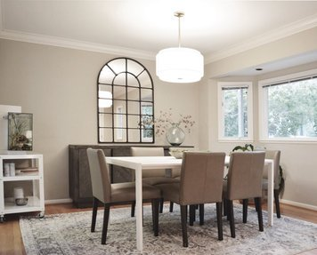 Online design Transitional Dining Room by Angela S. thumbnail