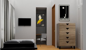 Online design Contemporary Bedroom by Danai G. thumbnail
