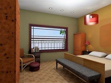 Online design Modern Bedroom by Sheena C. thumbnail