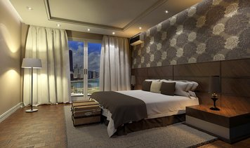 Online design Traditional Bedroom by Luciana N. thumbnail