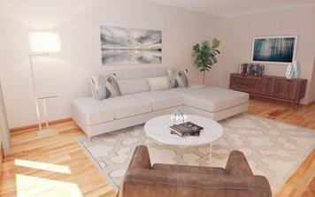 Online design Modern Living Room by Jodi W. thumbnail