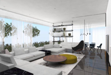 Online design Contemporary Living Room by Vanessa A. thumbnail