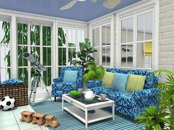Online design Beach Studio by Marjorie R. thumbnail