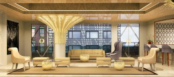 Online design Contemporary Living Room by Foster C. thumbnail