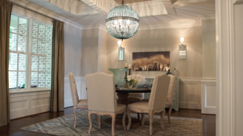 Online design Transitional Dining Room by Brooke M. thumbnail