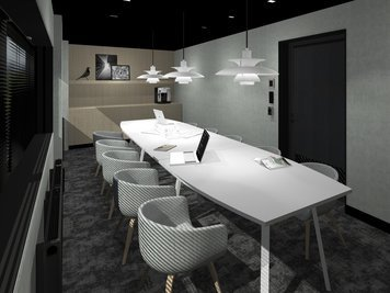 Online design Transitional Business/Office by Agata M. thumbnail