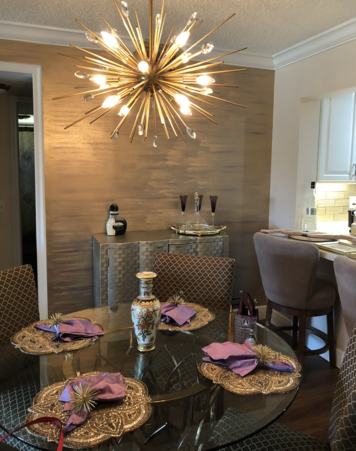 Online design Glamorous Dining Room by Theresa G. thumbnail