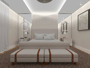 Online design Glamorous Bedroom by Luciana N. thumbnail