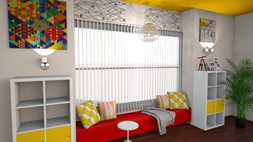 Online design Eclectic Living Room by Jas D. thumbnail