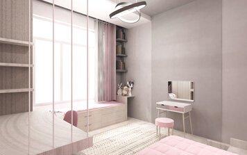 Online design Modern Kids Room by Nazila A. thumbnail