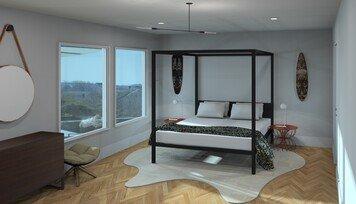 Online design Modern Bedroom by Amandela A. thumbnail