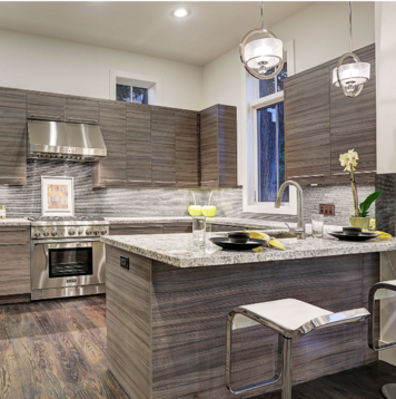 Online design Contemporary Kitchen by Eda B. thumbnail