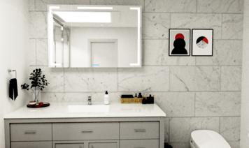 Online design Modern Bathroom by Mini G. thumbnail